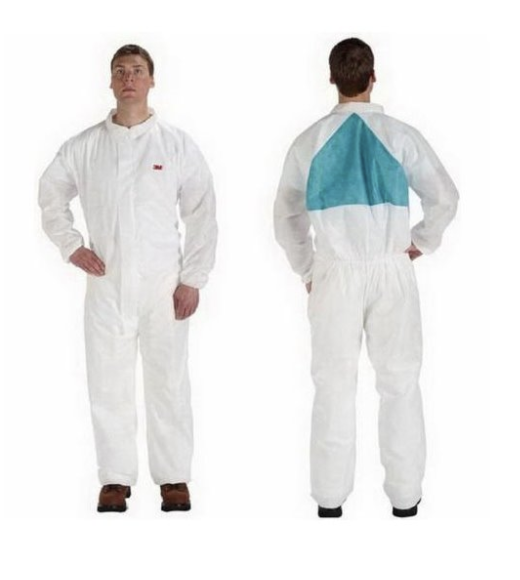 3M 4520CS Light Duty Disposable Coverall