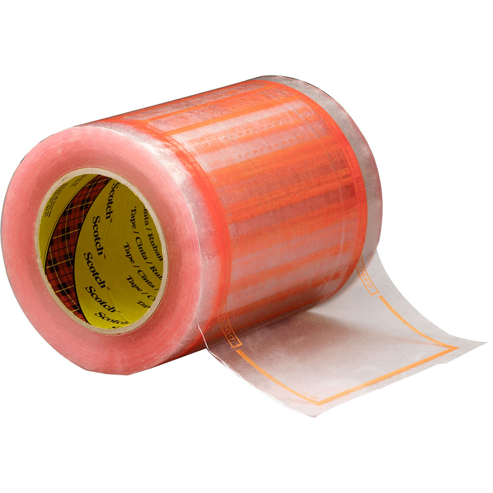 Label Protection & Pouch Tape