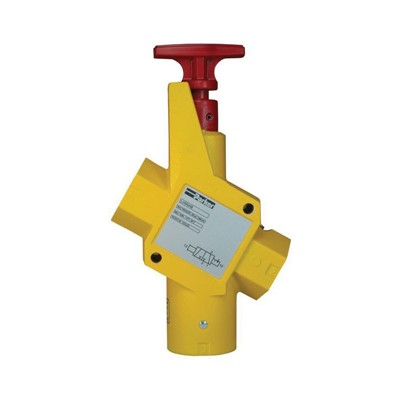 Pneumatic Lockout/Tagout Valves