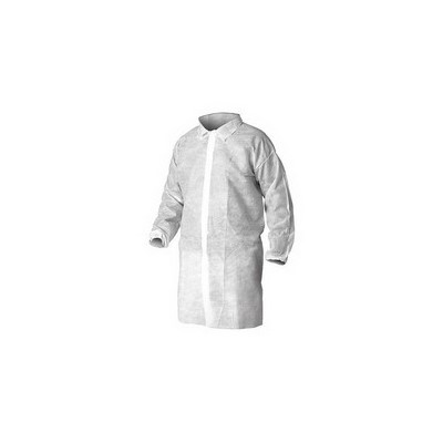 Disposable Lab Coats, Smocks And Jackets