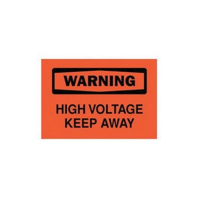 Miscellaneous Electrical Labels & Signs