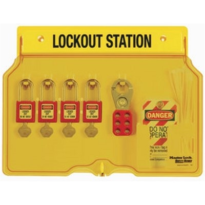 Lockout Centers & Stations