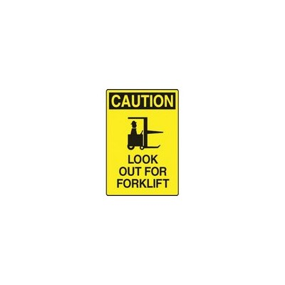 Forklift & Warehouse Traffic Signs