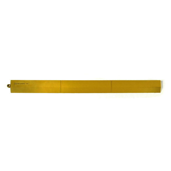 YELLOW GREASE RESIST 5/8X3INX36IN