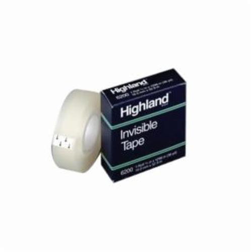 "3//4/"" Width Highland Economy Transparent Tape"