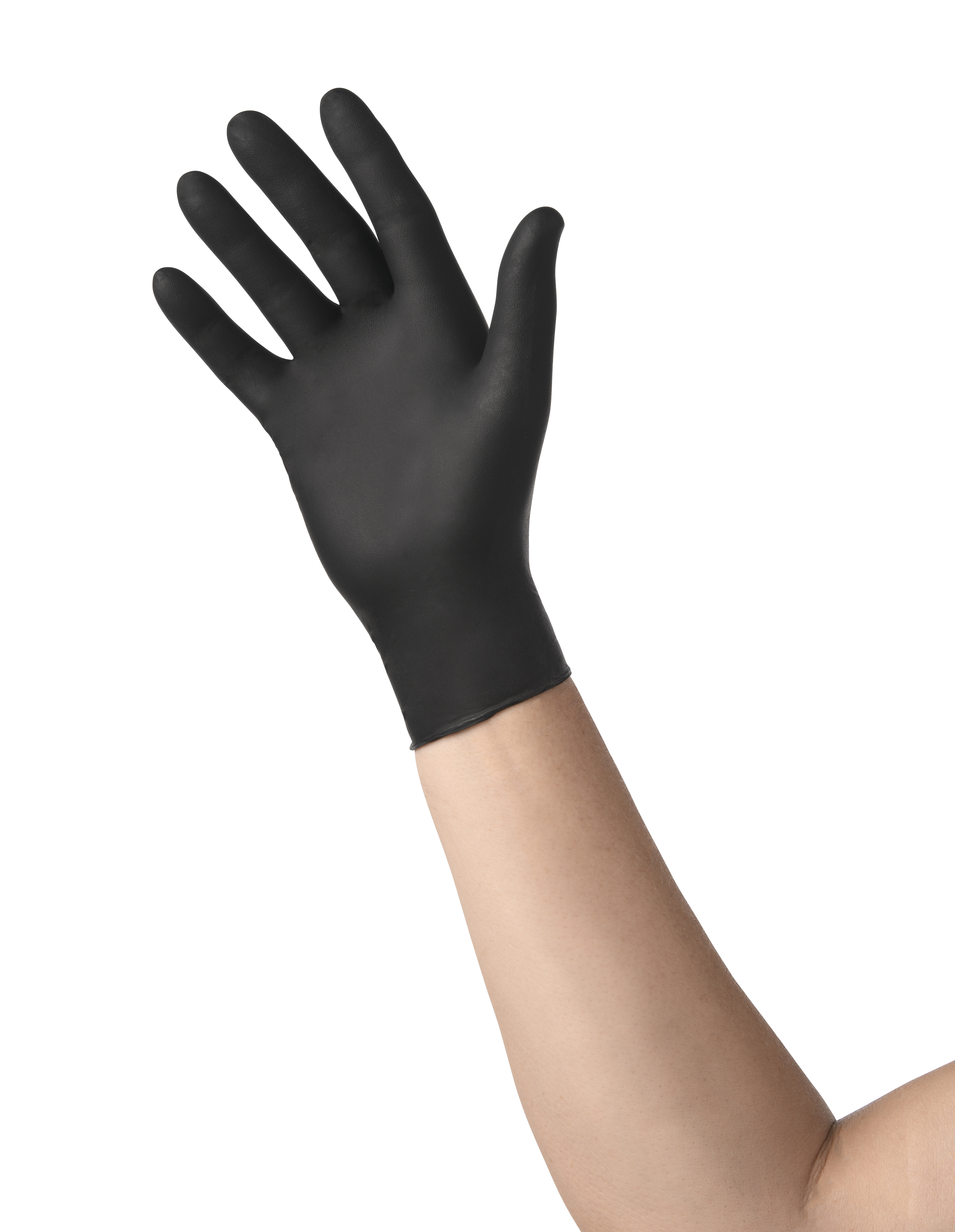 BlackHawk BHID-S051 Extra Large Nitrile 6 Mil Thick Disposable Gloves