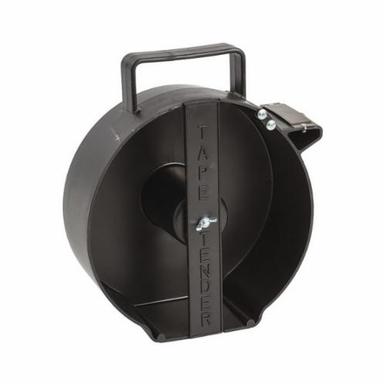 Brady® 72412 Lightweight Tape Dispenser, 2 in or 3 in x 1000 ft Roll, Polypropylene, Black