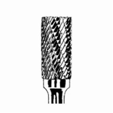 Dynabrade® DynaBurr SA-1 Abrasive Burr, Cylindrical-No End Cut (Shape SA), 6 mm Dia, Double Cut