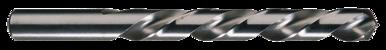 Chi-Lat 44405 0.0781 HSS Jobber Drill 2 OAL 1 FL LH