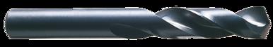 Cle-Line C23469 0.2031 HSS Screw Machine Drill 2-1/4 OAL