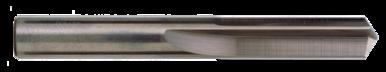 Bassett B54173 0.1250 Solid Carbide Screw Machine Drill