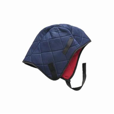 Jackson Safety 14502 250 Plus Over-the-Head Winter Liner, Universal, Blue, Nylon/Fleece