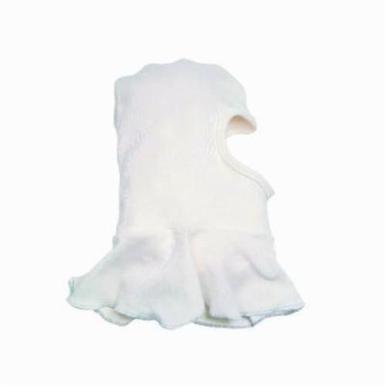 Jackson Safety 14504 Hood Winterliner, Universal, Regular L, White, 100% Nomex