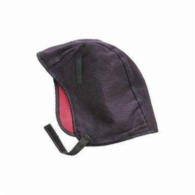 Jackson Safety 16762 250M Over-the-Head Winter Liner, Universal, Black, Cotton/Fleece