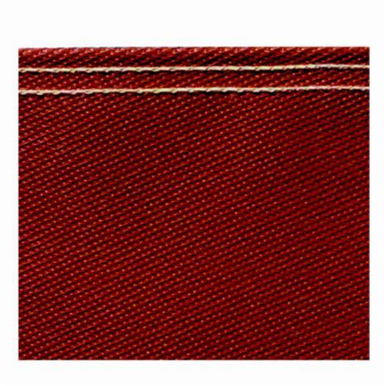 Jackson Safety Wilson 36173 Weld-O-Glass 3000R Welding Blanket, 38 in W x 50 yd L, 0.037 in THK, 32 oz/sq-yd Fabric, Fiberglass, Red