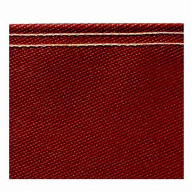 Jackson Safety Wilson 36175 Weld-O-Glass 3101R Welding Blanket, 38 in W x 50 yd L, 0.015 in THK, 17 oz/sq-yd Fabric, Fiberglass, Red