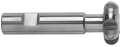 LEXCUT 371801 0.75 Carbide Tip Radius Cutter 6 Teeth 3 L