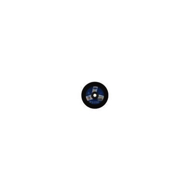 RADIAC 34301924, 4-1/2 in Wheel, 1/4 in Hole, Aluminum Oxide, Grinding Wheel