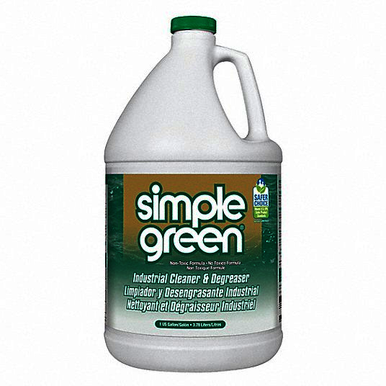 SIMGRE 2710200613005, 1 gal Jug, Concentrated, Non-Solvent, Industrial Degreaser/Cleaner