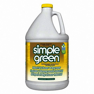 SIMGRE 3010200614010, 1 gal Jug, Concentrated, Non-Solvent, Industrial Degreaser/Cleaner