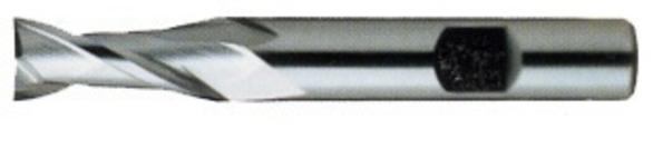 YG-1 02297CE End Mill 1/4 D 2 Flutes Cobalt, HSS