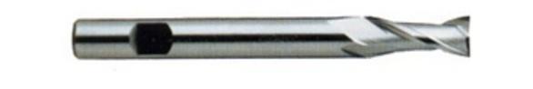 YG-1 03321CE End Mill 1/2 D 2 Flutes Cobalt, HSS 4 OAL