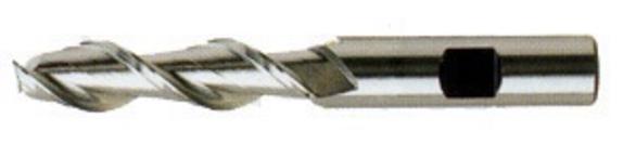 YG-1 18071HF End Mill 1/2 D 2 Flutes HSS TiAlN-Futura
