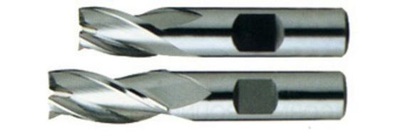 YG-1 23257CF Throw Away End Mill 1/16 D 3 Flutes