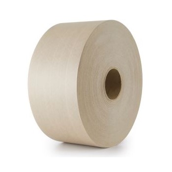 Intertape Venom 70mm X 450' Natural Water Activated Tape